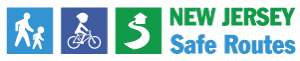 New Jersey Safe Routes Logo